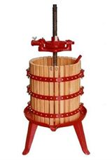 Picture of MANUAL GRAPE-PRESS POLSINELLI TL 25