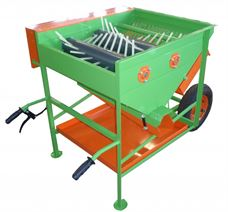 Picture of Harvest Bench 2 Cylinder Legacy with defoliants (turbine)