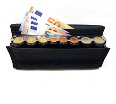 Picture of Coin Collector for the professional Collector with money cases