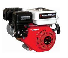 Picture of Κινητήρας Βενζίνης (Σφήνα) KUMATSUGEN KB200D3 - 6.5HP