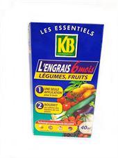 Εικόνα της Λίπασμα OSMOCOTE για λαχανικά και φρούτα KB 800gr