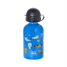 Picture of Ανοξείδωτο παιδικό μπουκάλι ECOlife Jungle 400ml