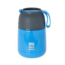 Picture of Θερμός Φαγητού ECOlife Baby Blue 450ml